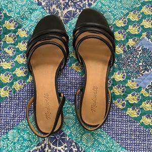 Madewell adie slingback Sandals